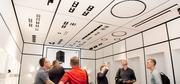 Экспозиция CENTRSVET GROUP на XX международной выставке архитектуры и дизайна
