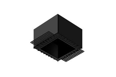 BOX ST SQR