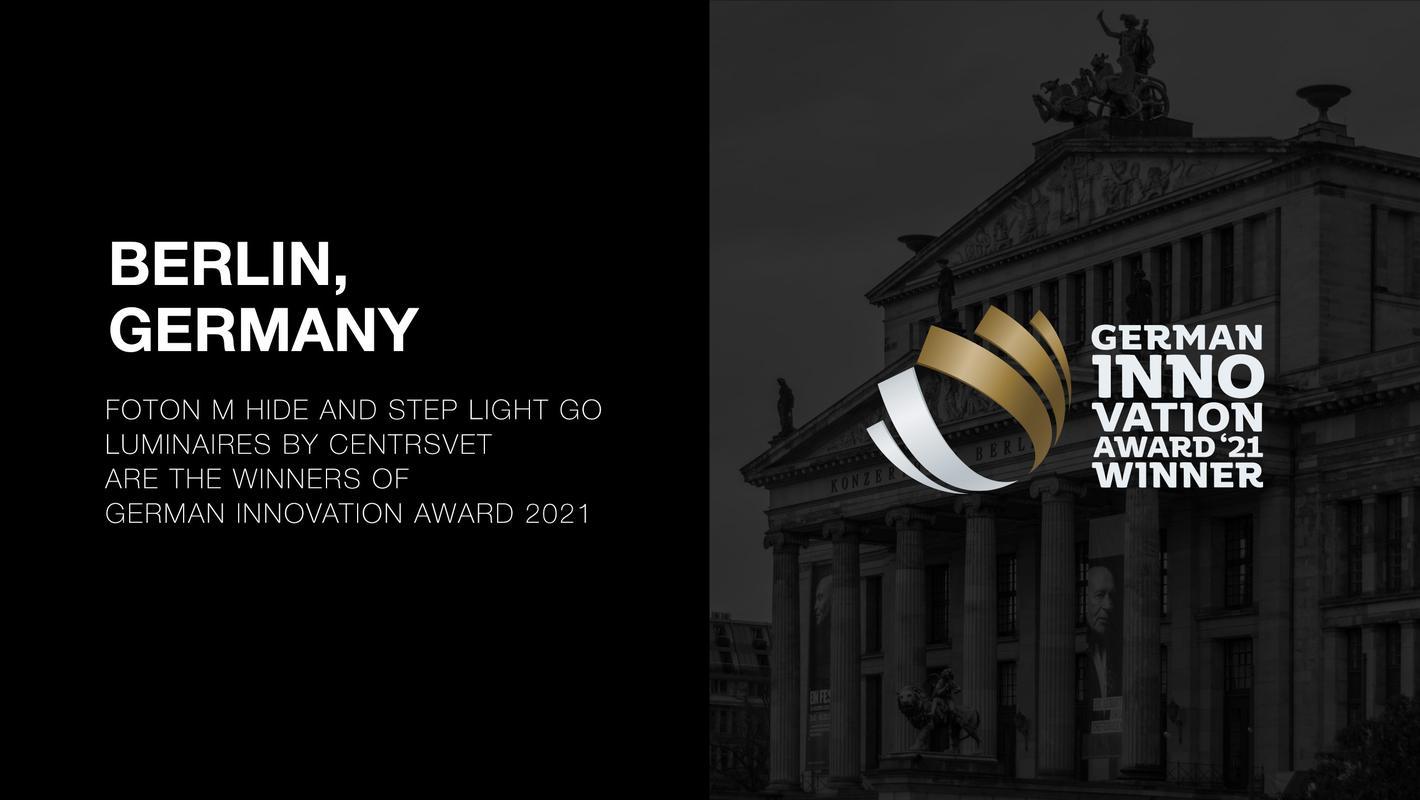 German Innovation Award 202
