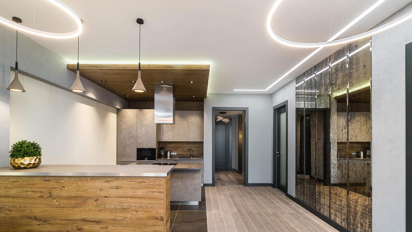 Освещение от Centrsvet частных апартаментов в Сочи