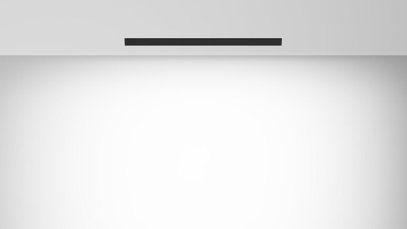 Встраиваемый потолочный севтильник 3M LINE WALL DIM 220V, фото 4