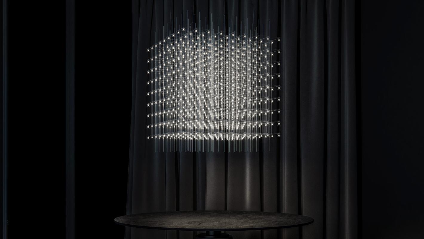 Подвесной светильник GALAKTIKA, фото 4