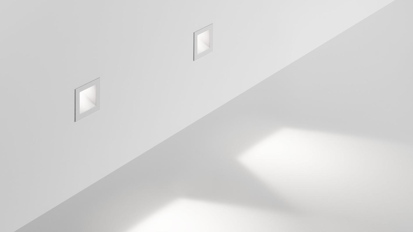 STEP LIGHT VOV SQR