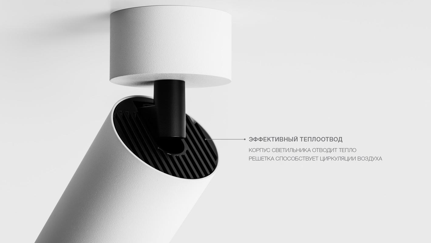 Потолочный светильник LOCUS CT