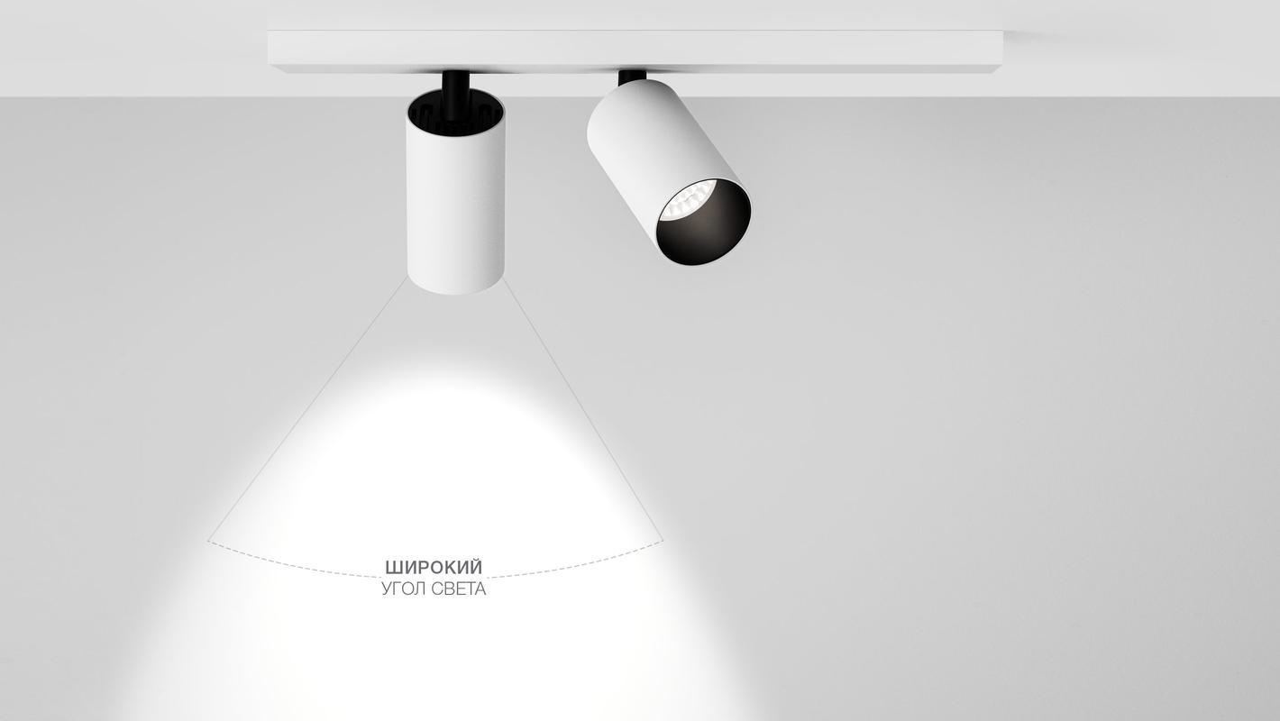 Накладной потолочный светильник LOCUS CT DUO, фото 6