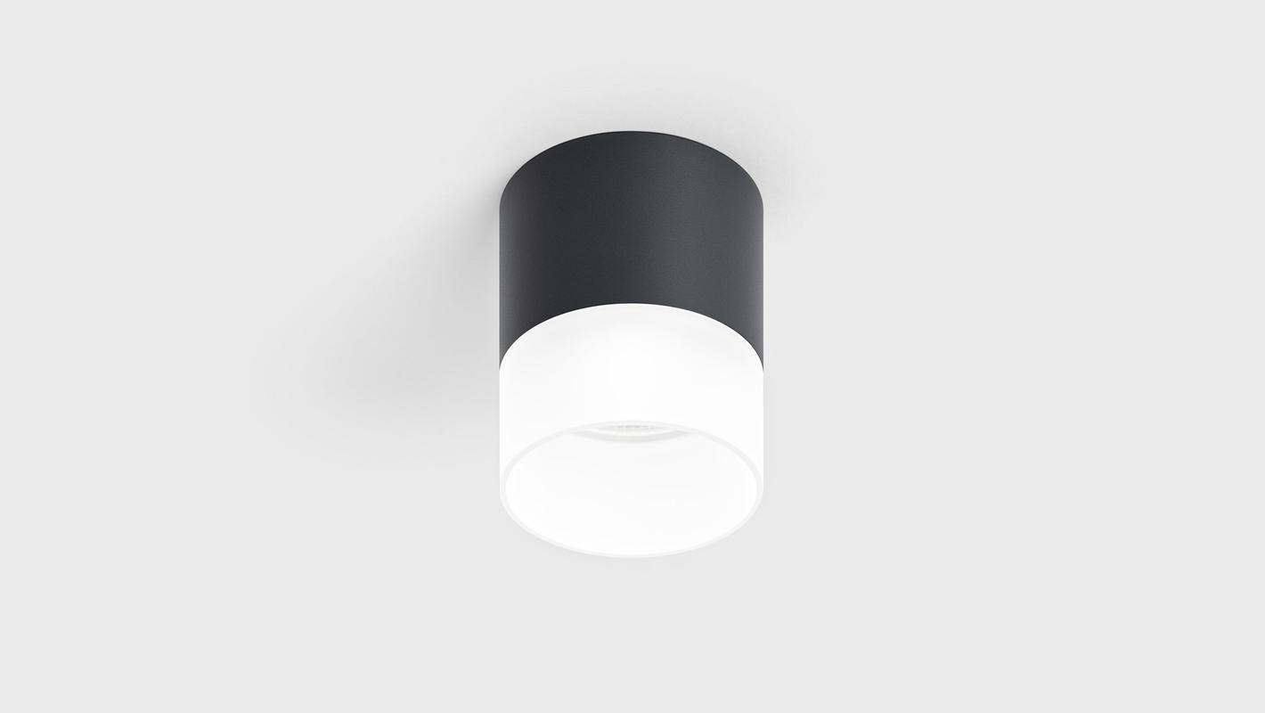 Накладной потолочный светильник OREO C IP65 SOFT, фото 3