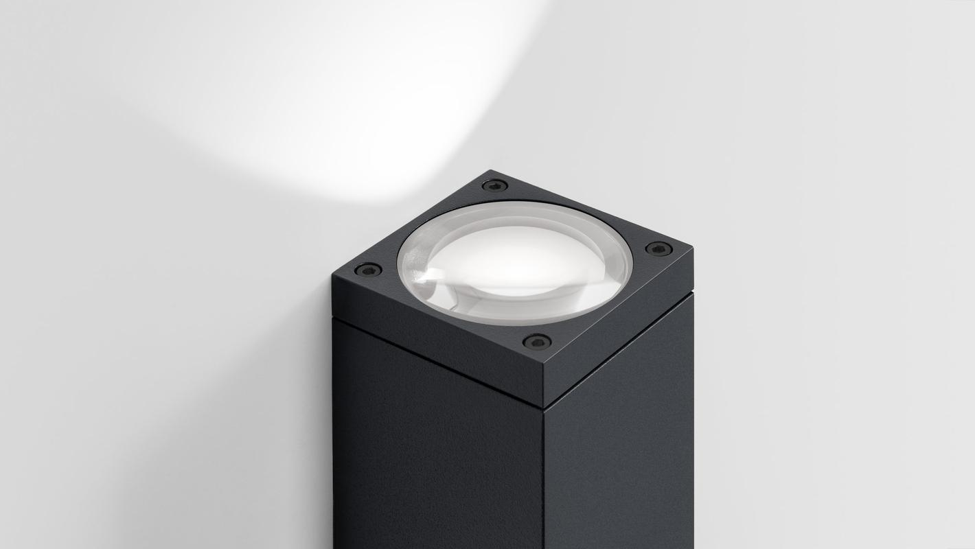 Фасадный светильник PRISMA, фото 5
