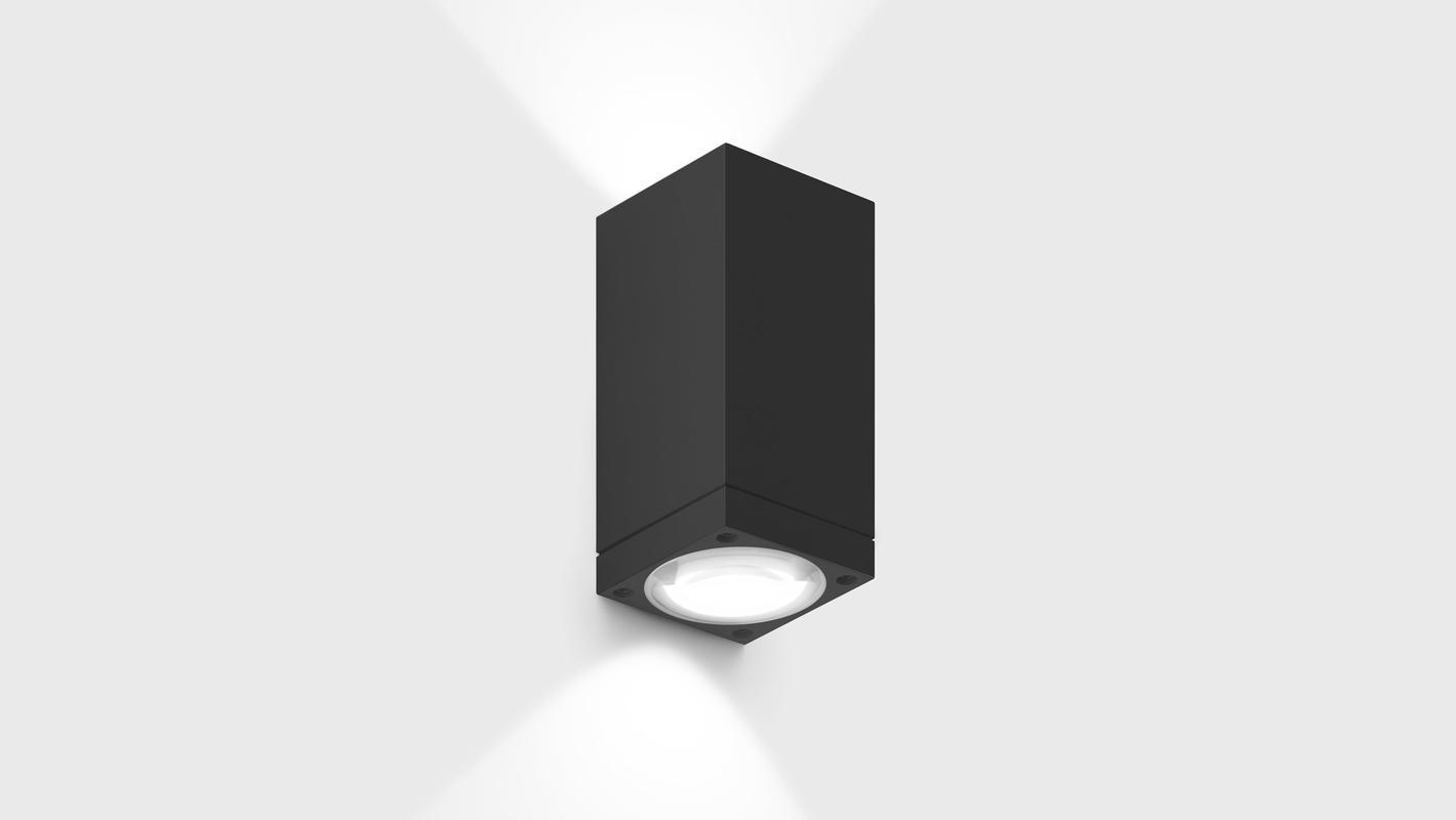 Фасадный светильник PRISMA, фото 3