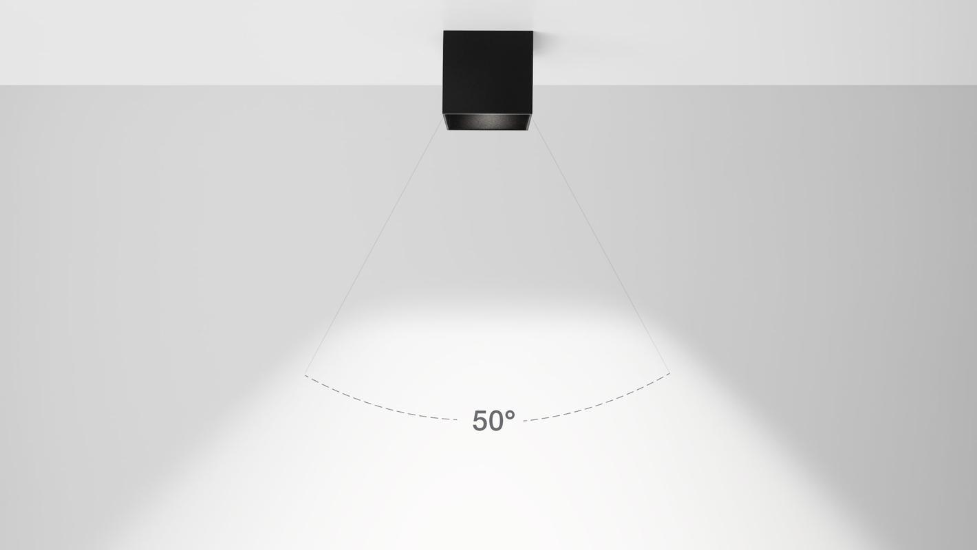 накладной потолочный светильник QBIQ, фото 12