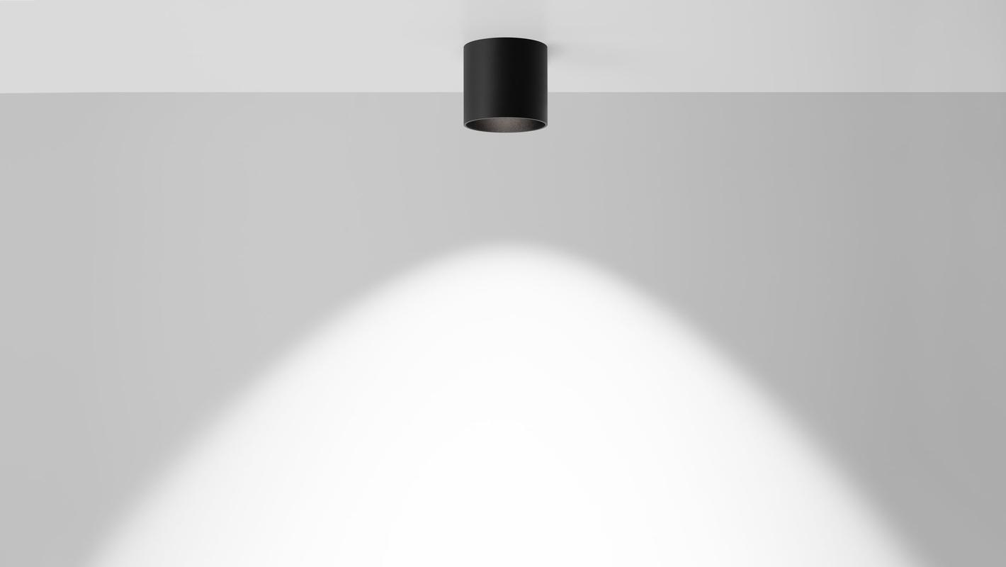 накладной потолочный светильник ROLL, фото 12