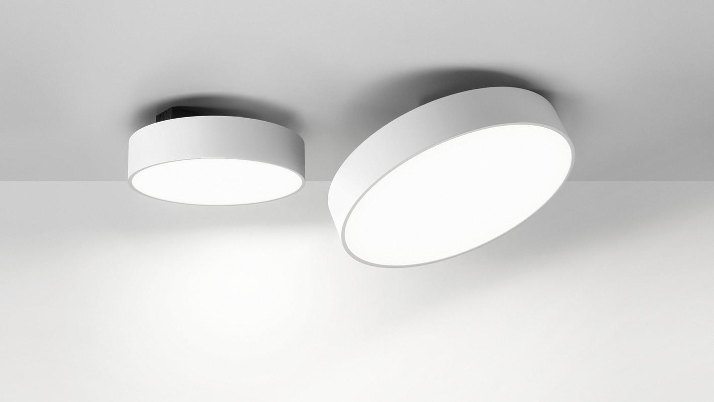 Потолочный светильник ROUND T, фото 5