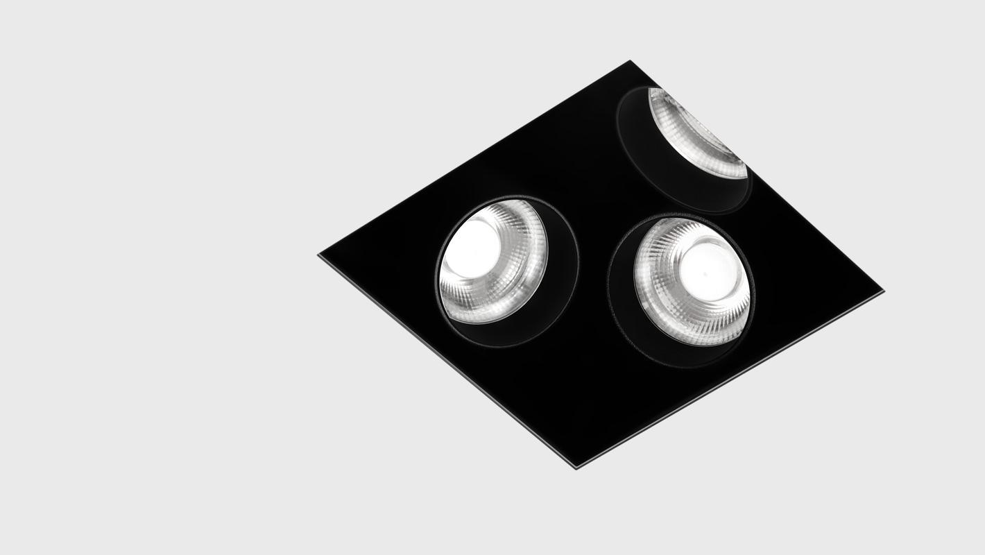 Встроенный потолочный светильник TUNNEL S, фото 5
